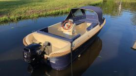 Huur sloep Oud Huyzer 460 (max. 5 pers.) 1