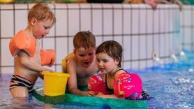 Ticket gezinszwemmen zondagochtend 09.00 - 10.30 uur 1