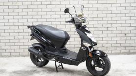 Benzine Scooter 1