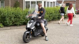 Benzine Scooter 2