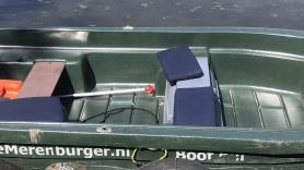 Visboot huren (Ma-Vr) zonder buitenboord motor 1