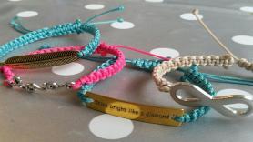 Ibiza armbanden Macramé vanaf 9 jaar 1