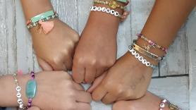 Ibiza armbanden kralen vanaf 7 jaar 1