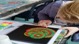 Aboriginal Painting vanaf 8 jaar 2