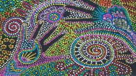 Aboriginal Painting 1