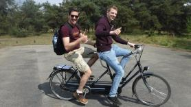 Tandem tocht 1