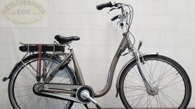 Elektrische fiets 7 versnellingen Uni extra lage instap (Particulier) 1