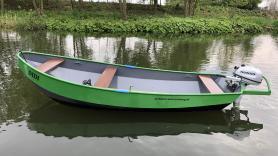 Motorboot huren ( 4 pers) 1