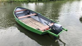 motorboot huren ( 5 pers) 2