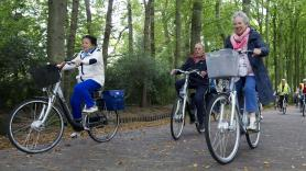Vierstroom E-bike training 20 april 1