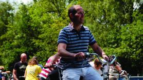 Elektrische fiets huren 2