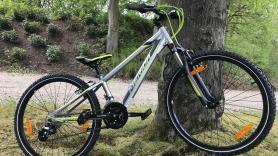 Kindermountainbike 24 inch 1