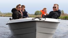 Ryds motorboot (maximaal 6 personen) 1