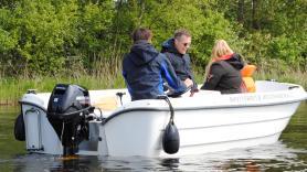 Ryds motorboot (maximaal 6 personen) 2