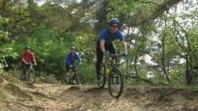 Mountainbiken 2