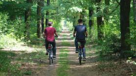 7-versnellingen Unisex fiets inc. entree Park Hoge Veluwe 1
