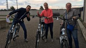 7-versnellingen Unisex fiets inc. entree Park Hoge Veluwe 4