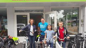 7-versnellingen Unisex fiets inc. entree Park Hoge Veluwe 5