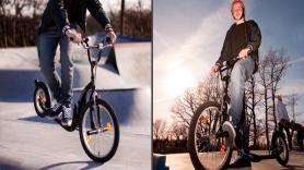 Toertocht Kickbike Freeride 4