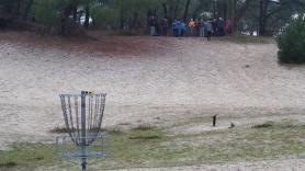 Clinic Disc Golf 15 personen 4