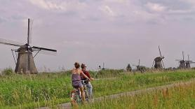 Gouda Holland Klassiek tour 20 km, 2,5-3 uur 1