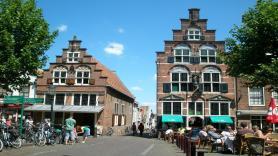 Gouda - Oudewater tour 50 km, 5-6 uur 1