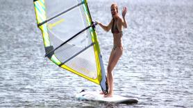 Privéles windsurfen 1