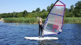 Privéles windsurfen 2