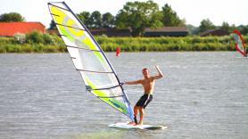Privéles windsurfen 3