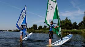 Privéles windsurfen 4