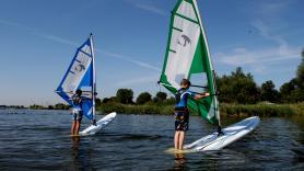 Weekcursus windsurfen 2