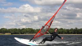Verhuur gevorderden set windsurfen 1