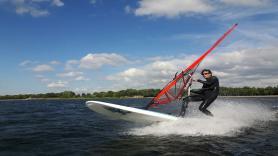 Verhuur gevorderden set windsurfen 2