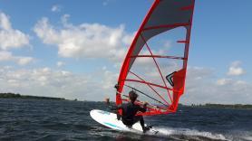 Verhuur gevorderden set windsurfen 3